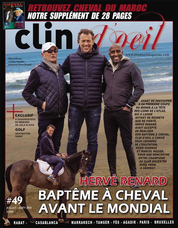 Clind'oeil Magazine 49