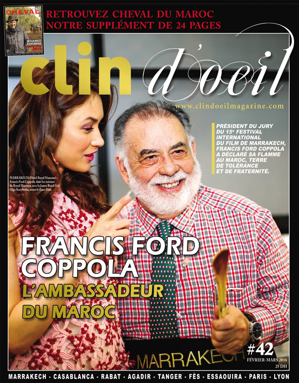 Clind'oeil Magazine 42