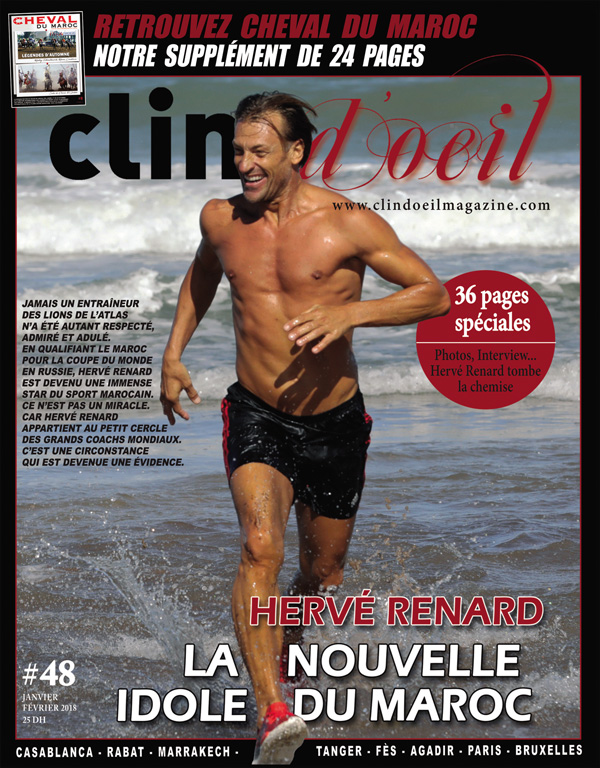 Clind'oeil Magazine 48
