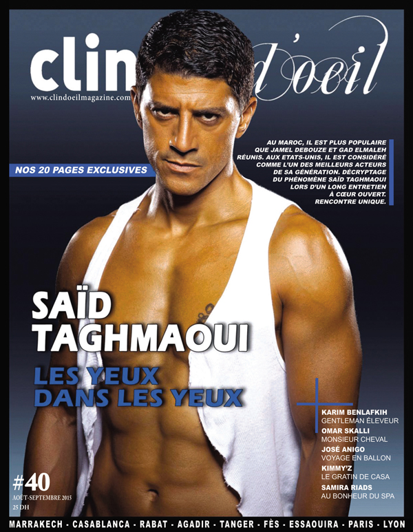 Clind'oeil Magazine 40